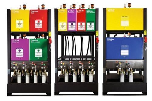 Advanced Bulk System OilSafe