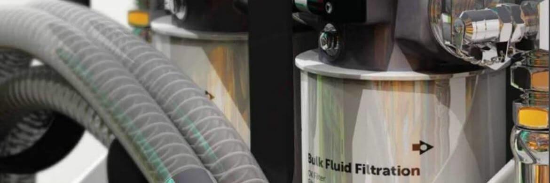 Bulk fluid Filtration