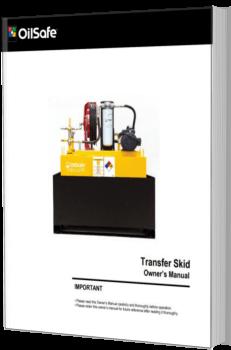 Bulk fluid transfer Skids OilSafe