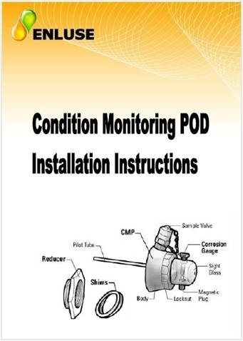 Condition Monitoring Pod Installation Instructions