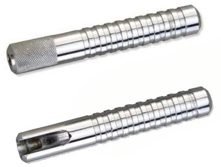 Drive-fit grease fitting installers-straight-and-angled
