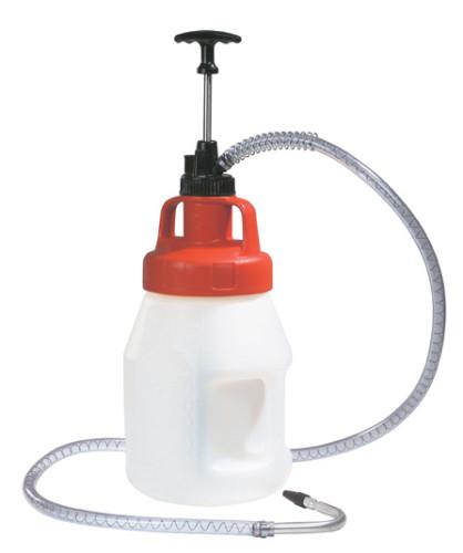 5 liter drum + standard hand pump