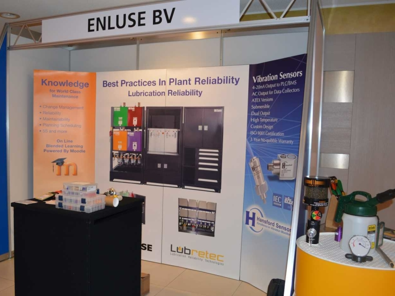 Enluse booth