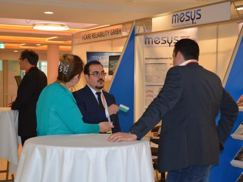 Mesys booth