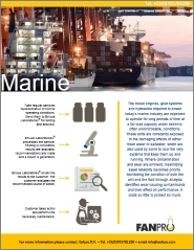 Marine Solution Sheet