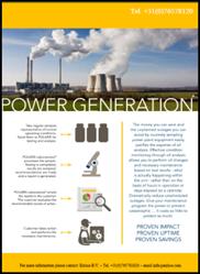 Power generation solution sheet