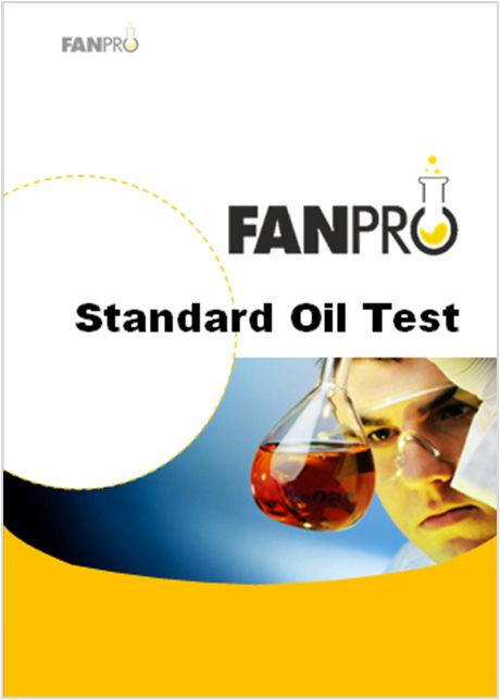 FanPro Standard Oil Tests
