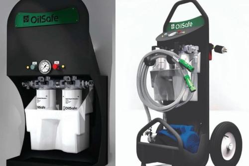 Filtration carts OilSafe