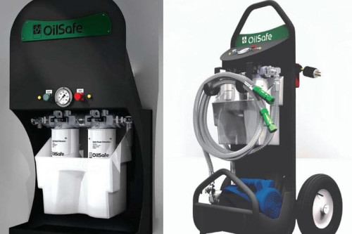 Filtration carts OilSafe
