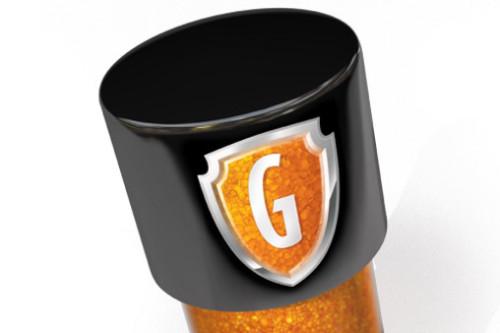 Guardian with shield wash-down cap