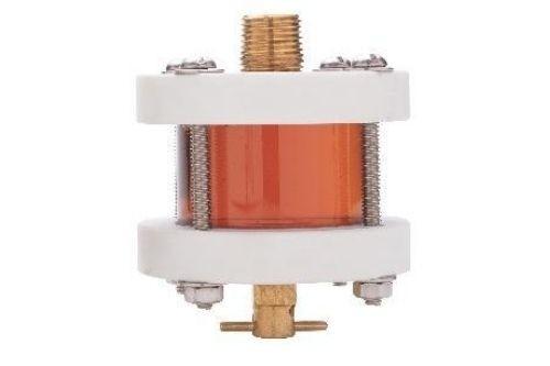 High temperature oil sight glass