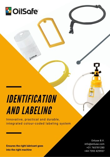 OilSafe identification and labeling