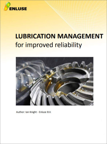 Lubrication Management for improved reliability