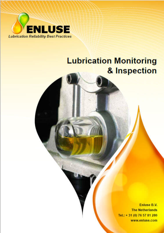 Lubrication monitoring and inspection