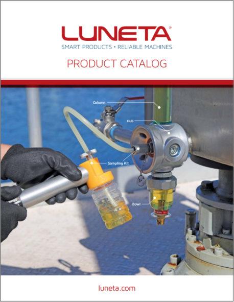 Product catalogue Luneta