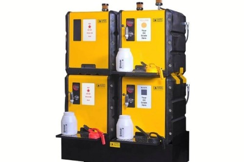 Lustor - Lubrication Storage System - 500 liter