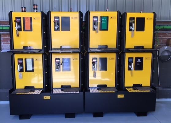 Lustor - Lubrication Storage System