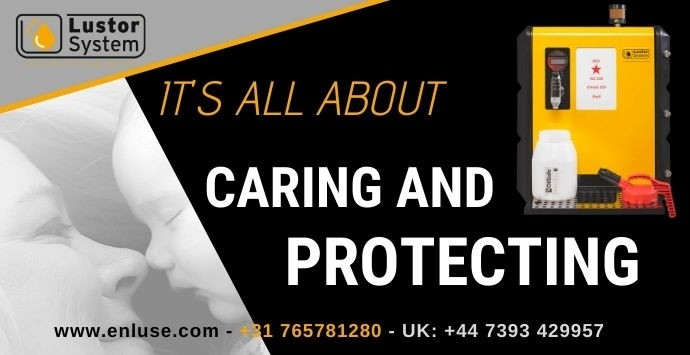 Lustor - it's all about caring and protecting