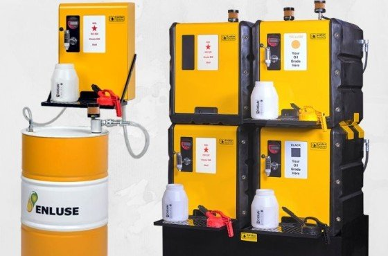 Lustor - Lubrication Storage System