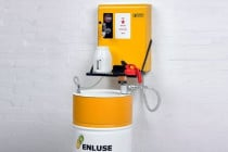 Lustor - Lubrication Storage System - wall mounted