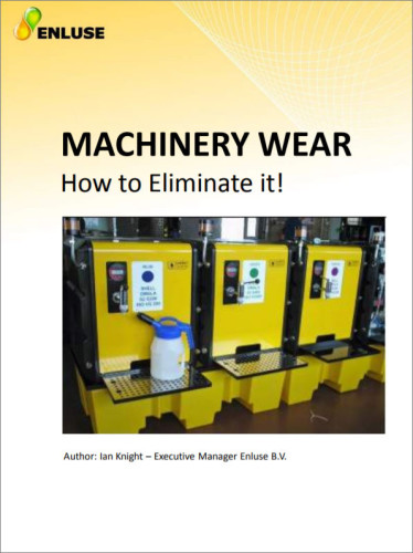 Machinery wear - how to eliminate it