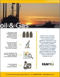 Oil and Gas Solution Sheet