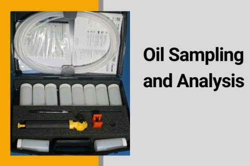 Oil sampling and analysis