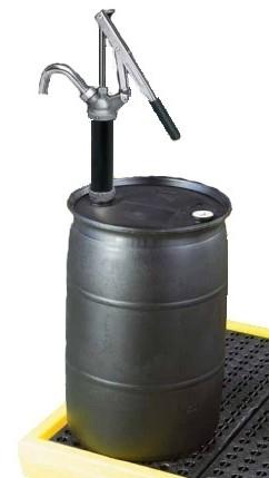 Lever action barrel pump - OilSafe