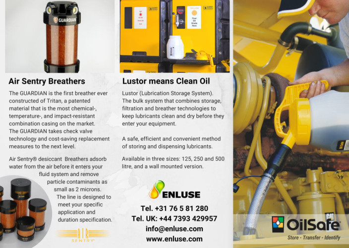 OilSafe-Air Sentry - Lustor