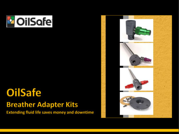 OilSafe Breather adapter kits