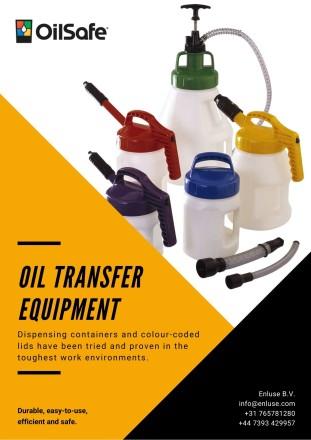 Oil Transfer Equipment OilSafe