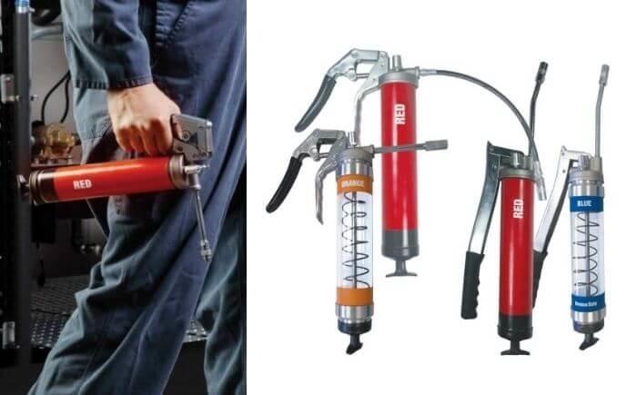 OilSafe Greae Guns