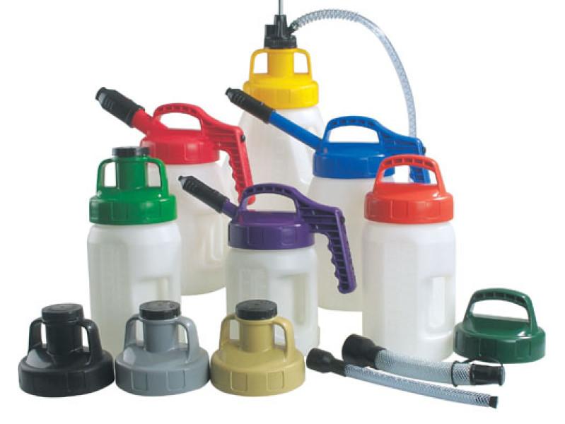 OilSafe oil transfer equipment