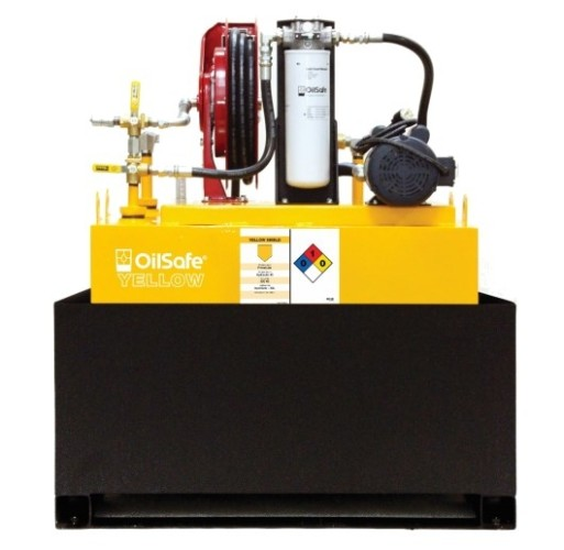 OilSafe Bulk fluid transfer Skids