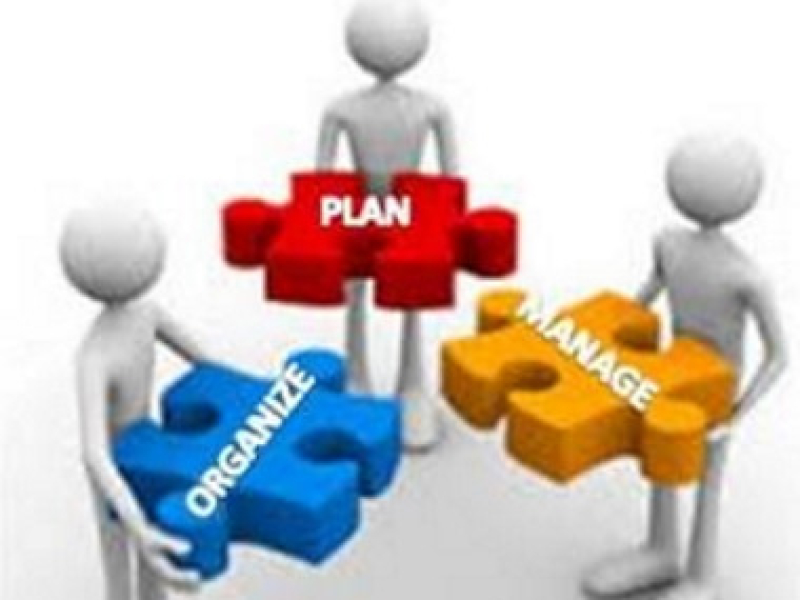 Plan-Manage-Organise