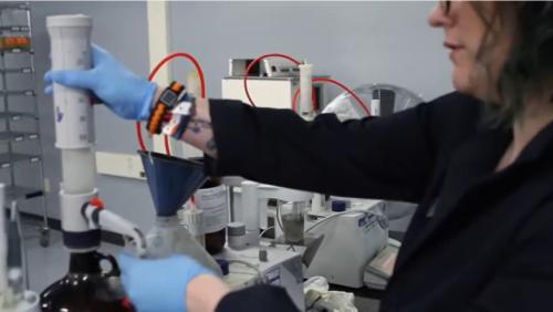 Testing in Polaris Lab