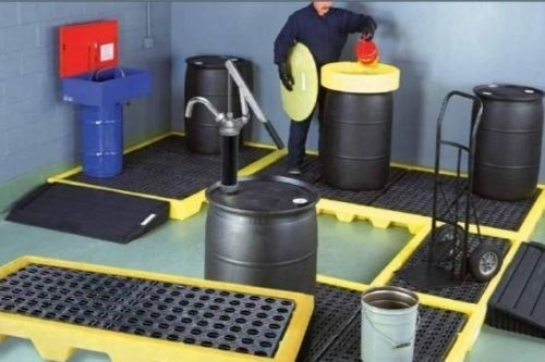 spill decks