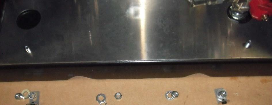 Spill tray