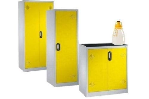 Steel Safety Lubricant Storage Cabinets
