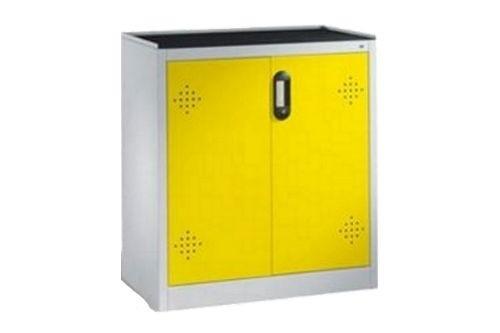 Steel safety storage cabinet