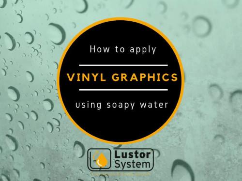 vinyl graphics lustor