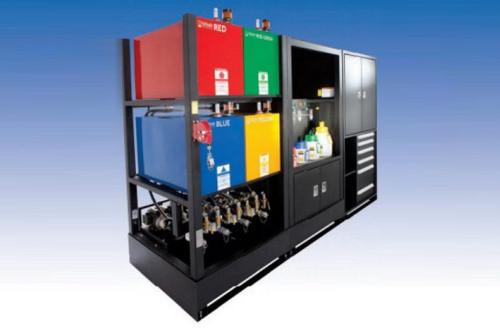 Lubrication Work Center OilSafe