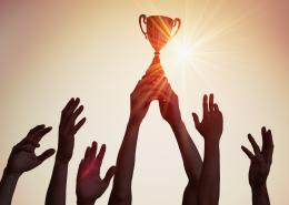 win een trofee in de ennea community