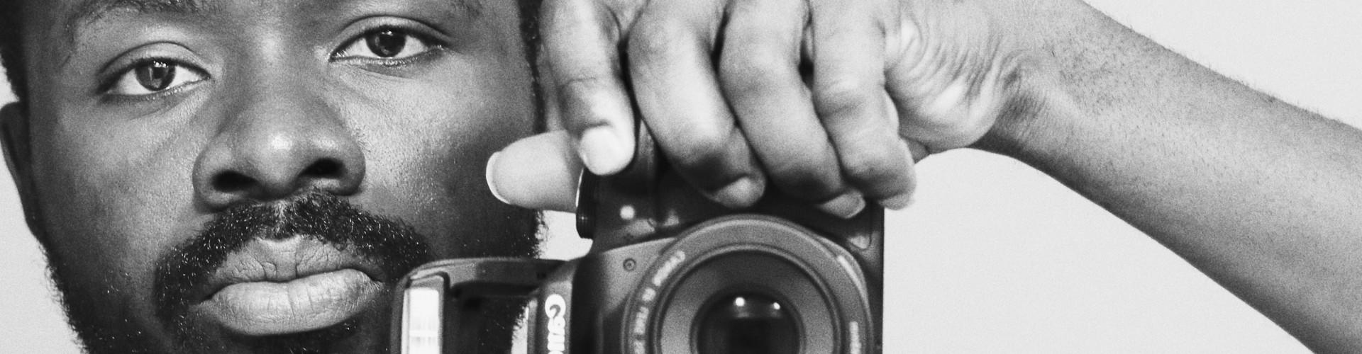 Zwarte fotograaf_kunst_creativiteit_ondernemerschap