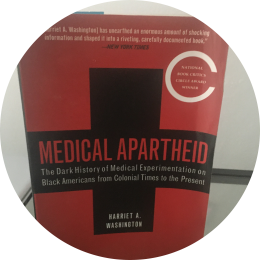 Uitbuiting zwarte gemeenschap medische wereld