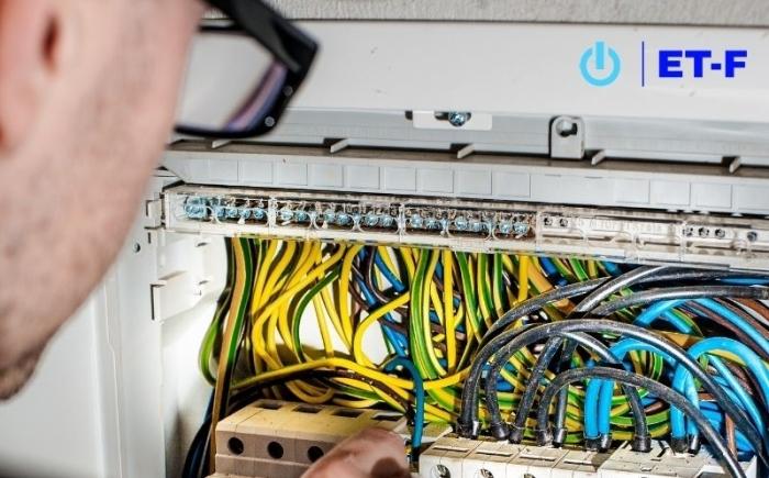 reparatie aan elektrische installaties