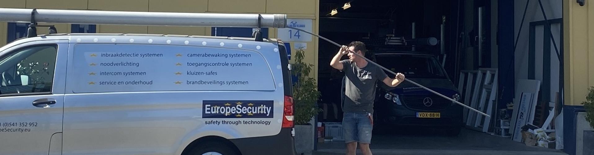 beveiliging project engineer in actie Roelink en Veldhuis