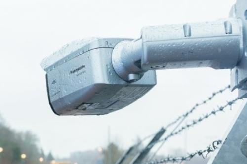 Panasonic camera bewaking systemen