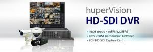 CameraBewaking met Full HD door HD-sdi technonogy