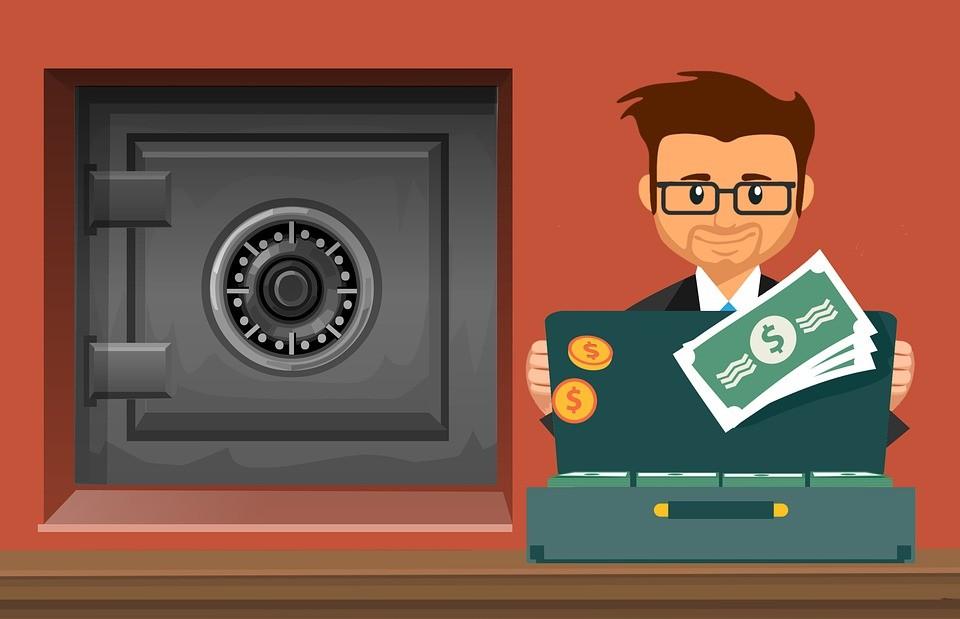 Is mijn spaargeld veilig bij de bank?